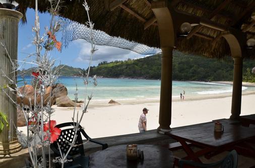 Villa Chez Batista - Takamaka - Beach