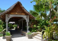Villa Chez Batista - Takamaka - Cảnh ngoài trời