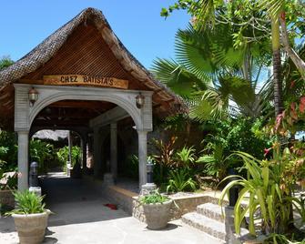 Villa Chez Batista - Takamaka - Outdoors view