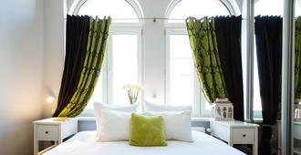 Angel House Bed & Breakfast - קראקוב - חדר שינה