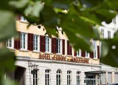 Best Western Plus Hotel d'Europe et d'Angleterre - Mâcon - Building