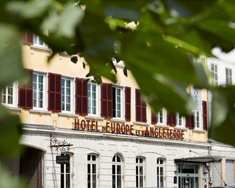 Best Western Plus Hotel d'Europe et d'Angleterre - Mâcon - Building