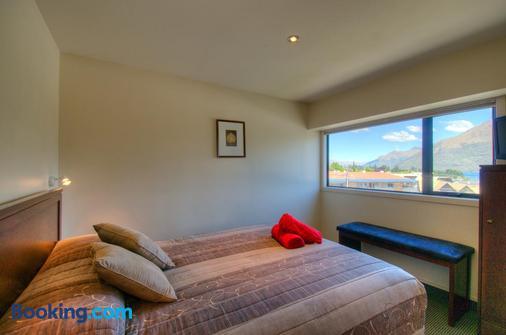 Four Seasons Motel - Queenstown - Bedroom