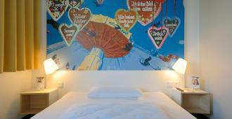 B&B Hotel München City-West - Munich - Bedroom