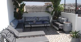 Riad Marlinea - Rabat - Patio