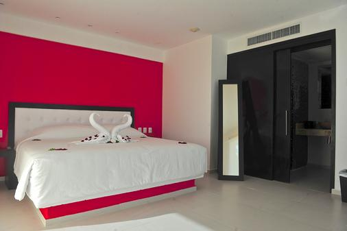 Cache Hotel Boutique - Adults Only - Playa del Carmen - Phòng ngủ