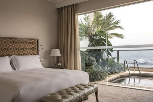 貝爾蒙德米拉弗洛雷斯公園酒店 - 利馬 - 利馬 - 臥室