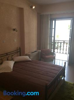 Olympic Hotel - Delphi - Bedroom