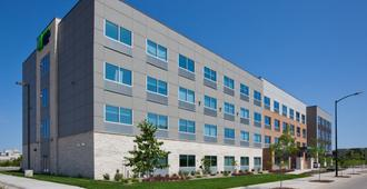 Holiday Inn Express & Suites Des Moines Downtown - Des Moines - Building