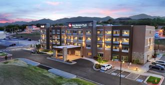 Best Western Plus Executive Residency Fillmore Inn - Colorado Springs - Building
