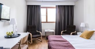 Hotel Hermica - Tampere - Bedroom