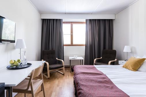 Hotel Hermica - Tampere - Makuuhuone