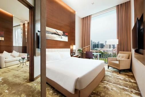 Park Hotel Clarke Quay - Singapore - Bedroom