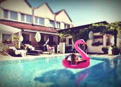 Hotel Nagel - Lindau - Pool