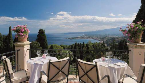 Belmond Grand Hotel Timeo - Taormina - Balcony