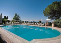 蒂邁歐大酒店 - 陶爾米納 - 陶爾米納 - 游泳池
