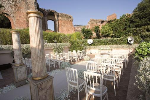 Belmond Grand Hotel Timeo - Taormina - Banquet hall