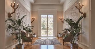 Belmond Grand Hotel Timeo - Taormina - Lobby