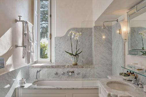 Belmond Grand Hotel Timeo - Taormina - Bathroom