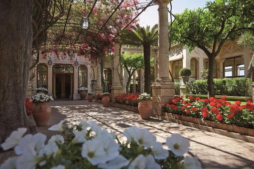 Belmond Grand Hotel Timeo - Taormina - Building