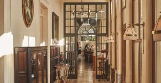Belmond Grand Hotel Timeo - Taormina - Recepción