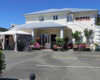 Boutique Motel - Nelson - Building