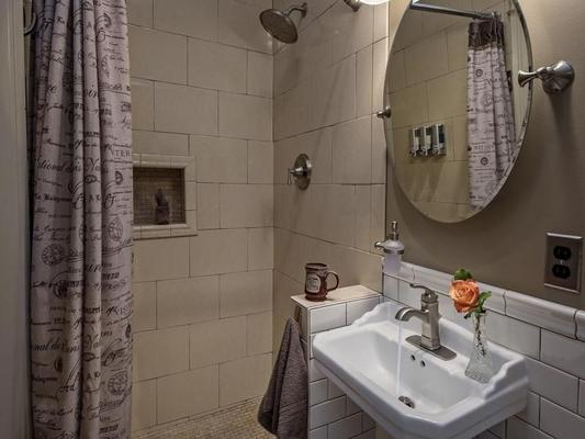 Gibson Mansion Bed and Breakfast - Missoula - Bathroom