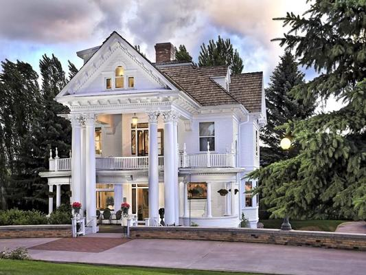 Gibson Mansion Bed and Breakfast - Missoula - Building