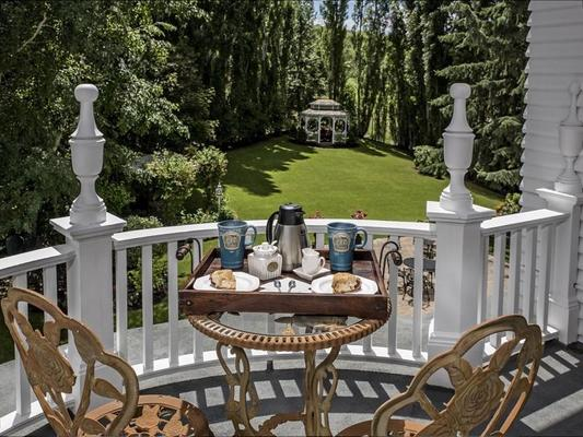 Gibson Mansion Bed and Breakfast - Missoula - Balcony