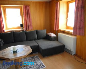 Casa Letizia - Breil/Brigels - Wohnzimmer