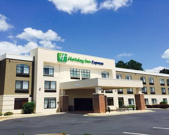 Holiday Inn Express Madison - Madison - Edificio