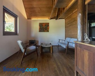 Quinta do Ragal - Glamping - Fundão - Living room