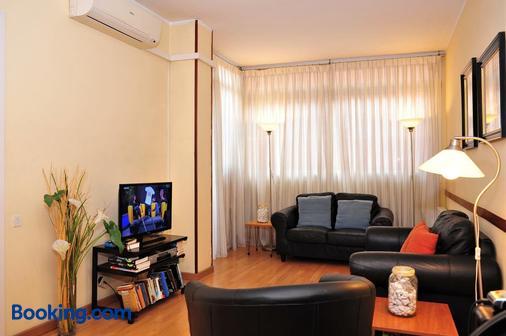 Hostal Bejar - Barcelona - Phòng khách
