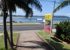 Beach Drive Motel - Batemans Bay - Näkymät ulkona