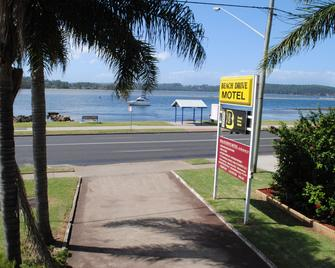 Beach Drive Motel - Batemans Bay - Outdoor view
