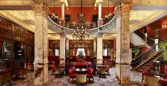 Hotel Des Indes - האג - בר