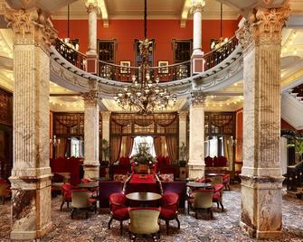 Hotel Des Indes - Haag - Bar