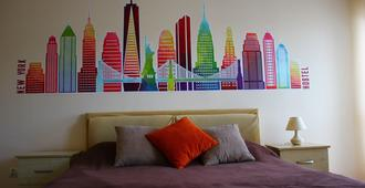 New York Hostel - Lemberg - Schlafzimmer