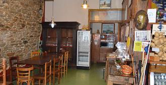 Albergue Matias Locanda - Sarria - Dining room