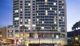 Loews Hollywood Hotel - Los Angeles - Building