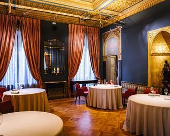 Relais & Chateaux Villa Crespi - Orta San Giulio - Ресторан