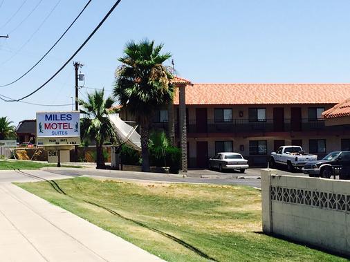 Miles Motel - Mesa - Rakennus