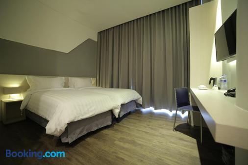 Ozone Hotel Pantai Indah Kapuk - North Jakarta - Phòng ngủ