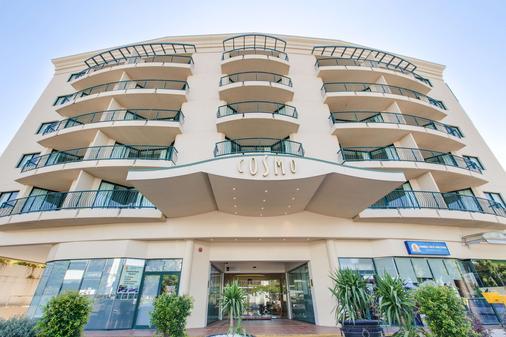 Central Cosmo Apartments - Brisbane - Building