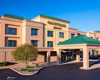 Courtyard by Marriott Binghamton - Vestal - Edificio