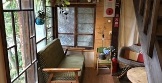 Ise Guesthouse Tsumugiya - Hostel - Ise - Wohnzimmer
