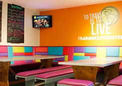 Snoozles Quay Street Tourist Hostel- Galway - Galway - Ravintola