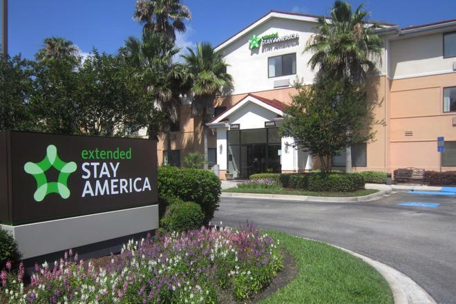 Extended Stay America - Jacksonville - Lenoir Avenue South - Jacksonville - Building