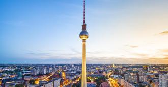 Intercontinental Berlin - Berlin - Außenansicht