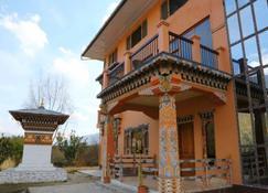 Taktsang Village Resort - Paro - Edificio